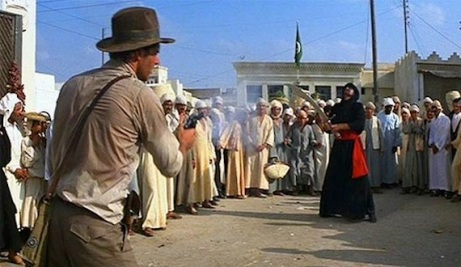Raiders-of-the-Lost-Ark-gun-vs.-sword
