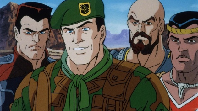 G.I. Joe: The Movie (1987) Review and Trailer