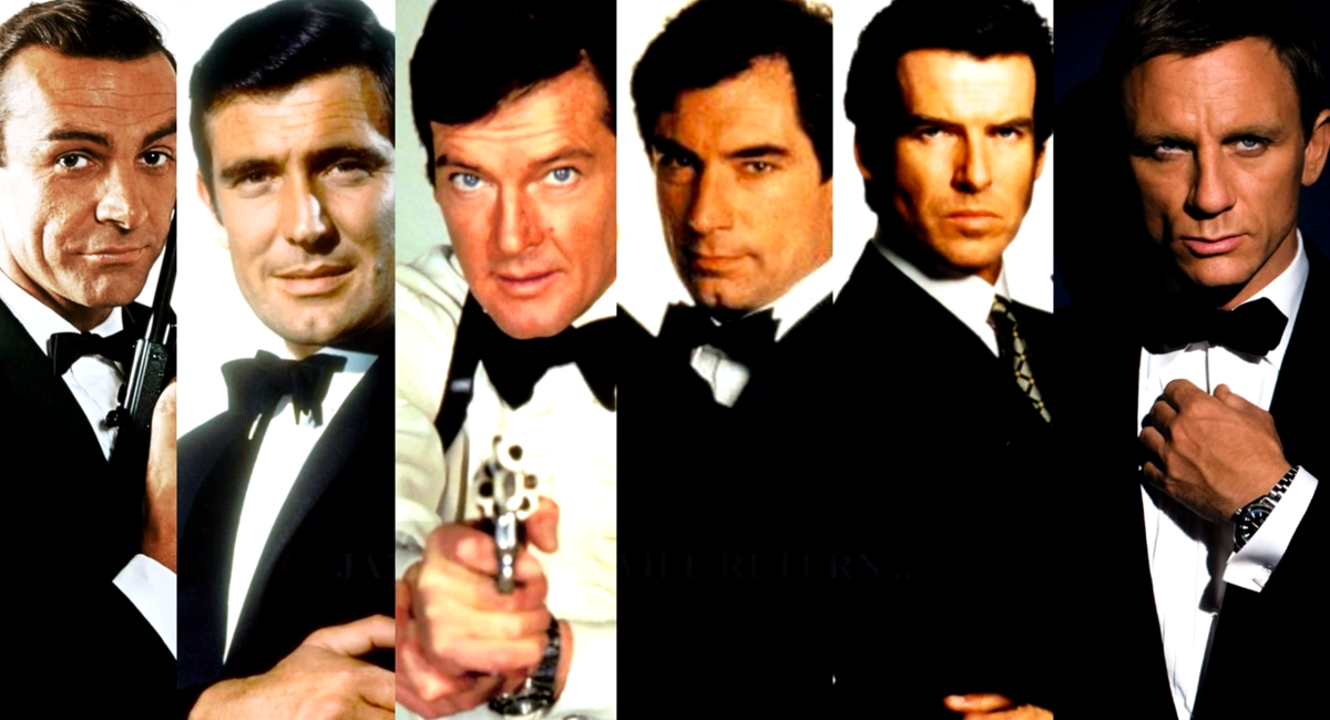 An Unorthodox Rating of All 23 James Bond Films