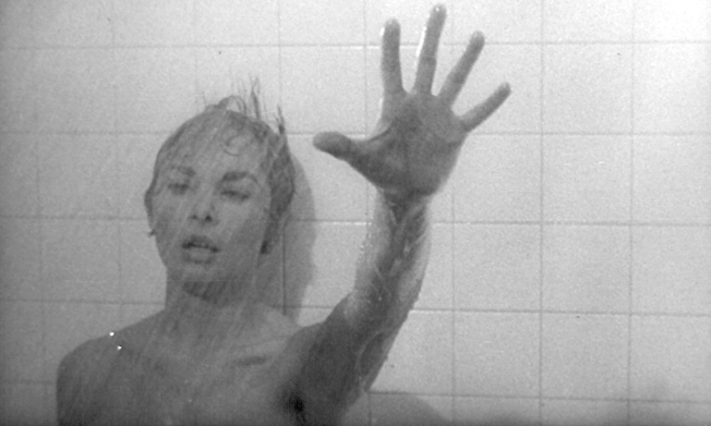 Rinse and repeat … the shower scene from Psycho, and now Psychos